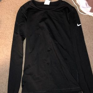 Nike Pro Dry Fit Long Sleeve